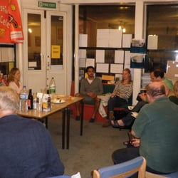 October meeting of the Fitzrovia News editorial & contributors