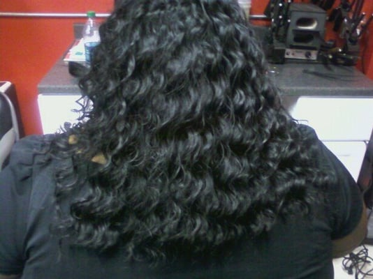 Full Sew In weave/Extention(Wet and wavey)