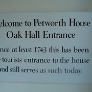 National Trust: Petworth House & Park, Petworth, West Sussex, UK