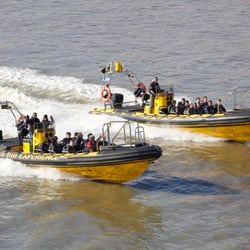 Thames RIB Experience, London, UK