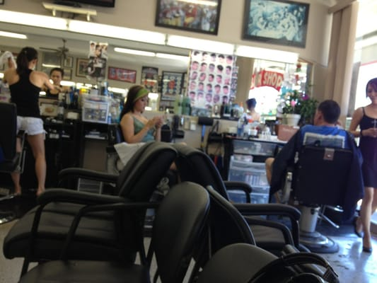 Barber Shop Near Me : Cosmo?s Barber Shop - Barbers - Pleasanton, CA - Yelp