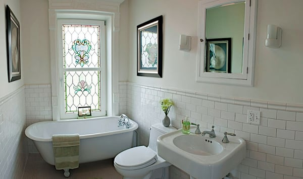 Park Slope Brooklyn Brownstone Bathroom Renovation