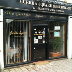 Gurkha Square, Fleet, Hampshire