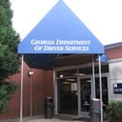 Ga Dept Of Driver Services