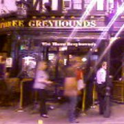 The Three Greyhounds, London, UK