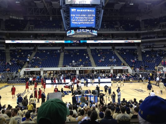 Petersen events center stadiums arenas oakland for 3719 terrace street pittsburgh pa 15261