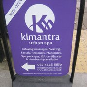 Kimantra Urban Spa, London