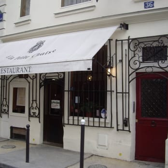 La petite chaise restaurant fran ais saint germain des for A la petite chaise paris