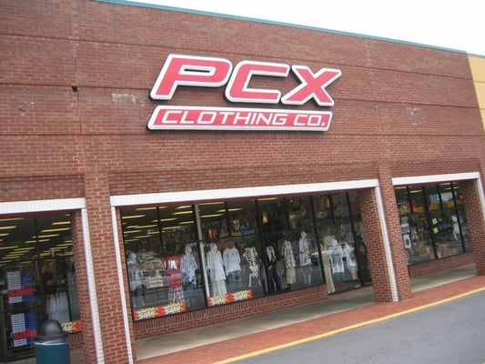 Clothes stores. Pcx clothing store website