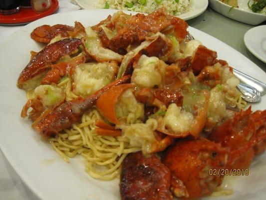 Lobster Yee Mein | Yelp