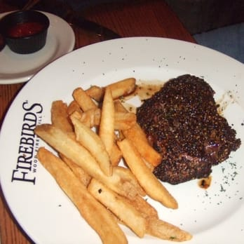 Pepper Crusted Sirloin - Center-cut beef sirloin with cracked black ...