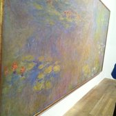 The only Claude Monet painting there !
