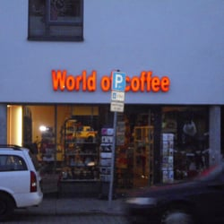 World of coffee, Nürnberg, Bayern