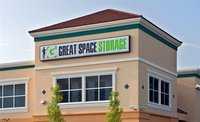 $75 for $100 Certificate at Great Space Storage