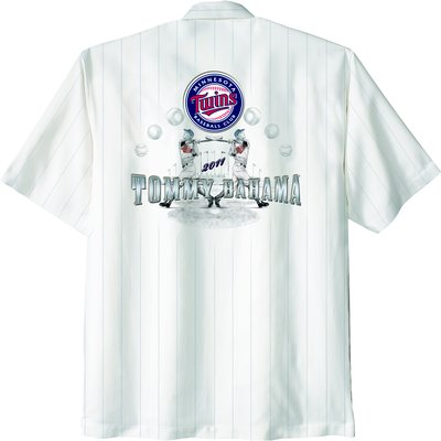 Tommy Bahama Releases 2011 Minnesota Twins Collector 39 S