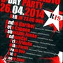 deeredradio b-day party