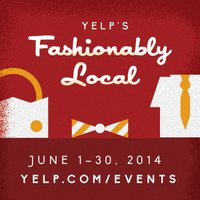 Yelp's Fashionably Local