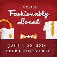 Yelp's Fashionably Local