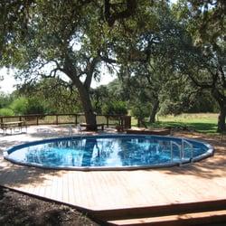 Above Ground Pool Company Hot Tub Amp Pool Yelp