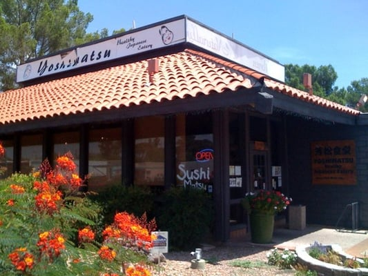 Restaurants Near Grant And Campbell Tucson
