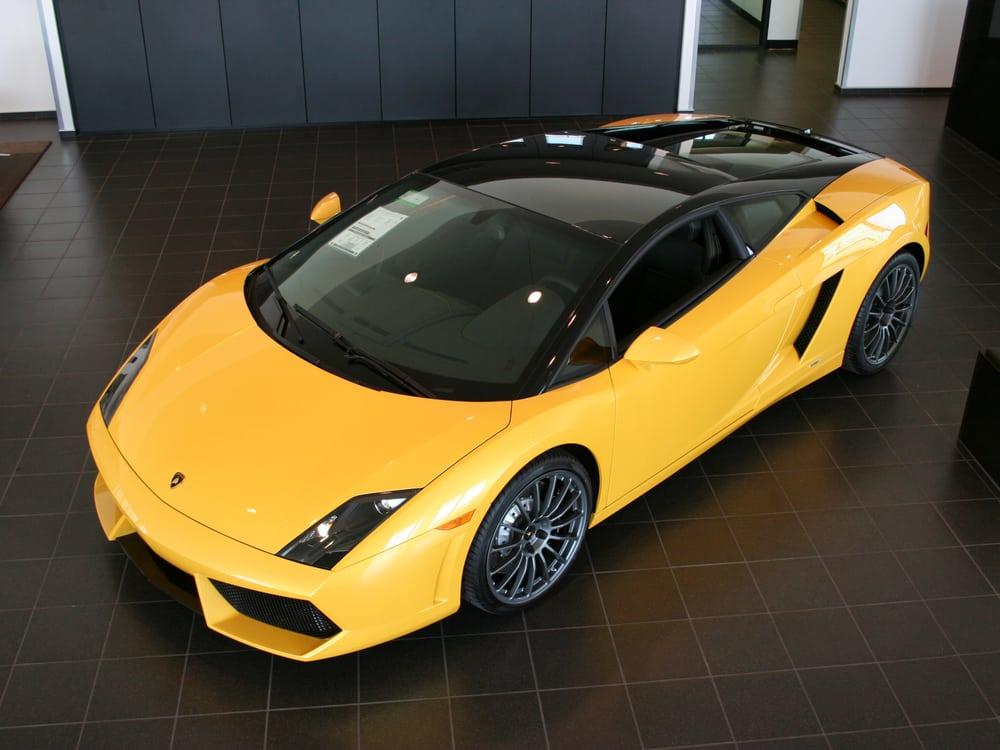 Lamborghini Car Dealership Near Me