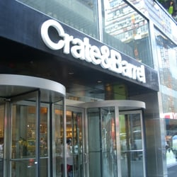 Crate Amp Barrel Furniture Stores New York Ny Reviews