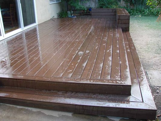 Deck Boards: May 2013
