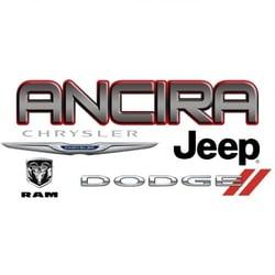 Ancira Chrysler Jeep Dodge Ram Car Dealers San Antonio