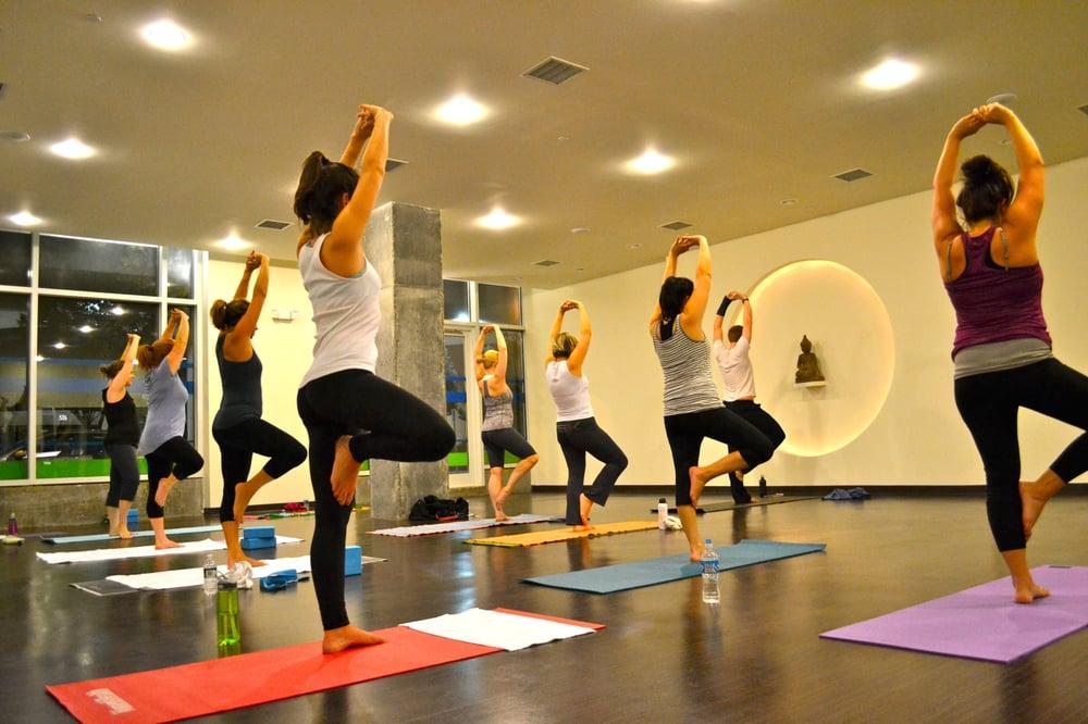 Hot Yoga Studio | Yelp