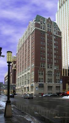 Lasalle Apartments Downtown Minneapolis Minneapolis