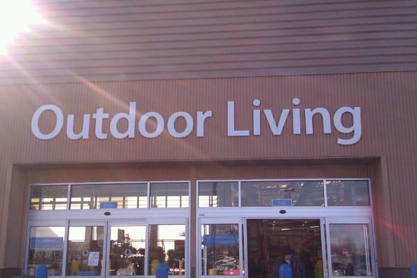 The outdoor living of Walmart   Yelp on Walmart Outdoor Living id=78751