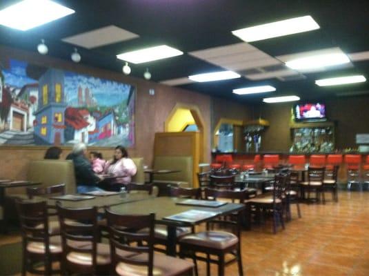 La Cabana Mexican Restaurant Helen Ga