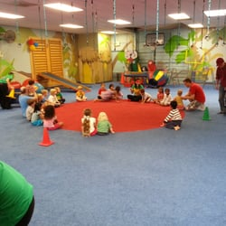 My Gym Children S Fitness Center Gyms 3287 Industry Dr