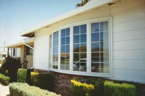 Advanced Window Systems Belmont 591 5253 Andersen 5 Panel