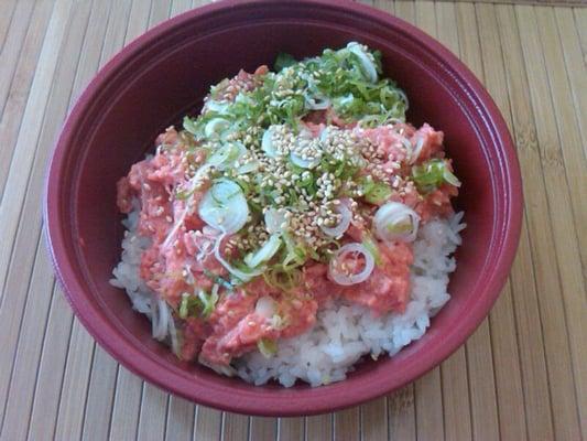Spicy Tuna Bowl | Yelp