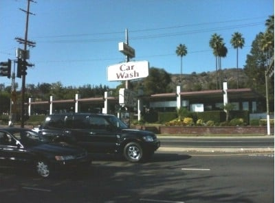 Eagle Rock Car Wash