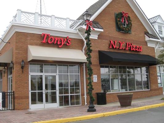Italian Restaurants Near Gainesville Va