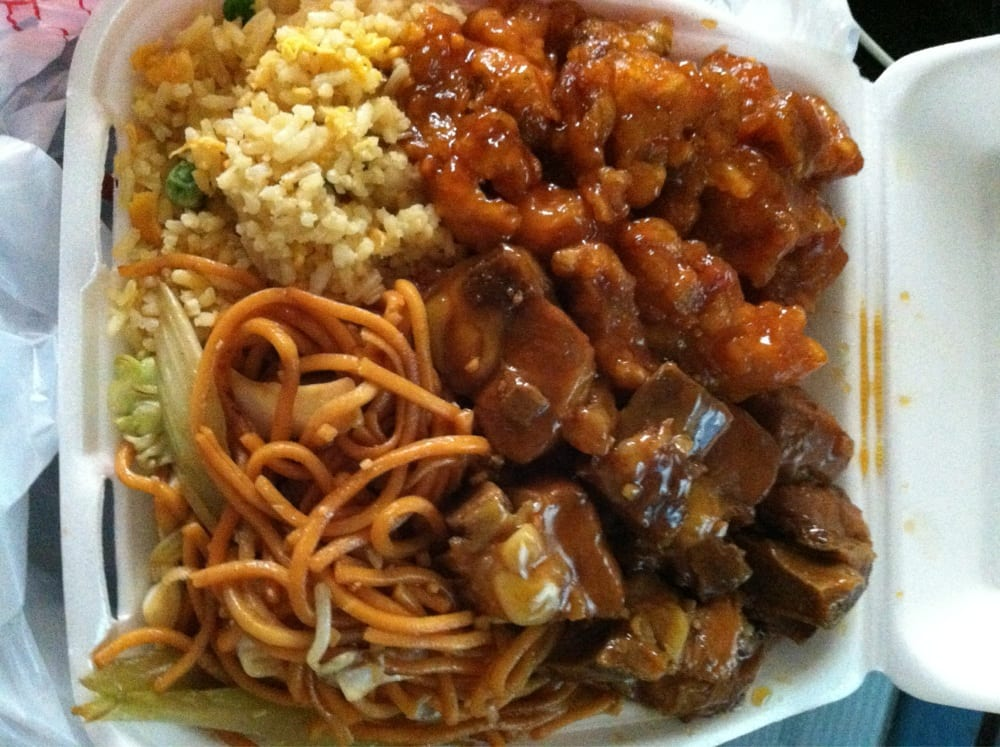 Orange Chicken Chinese Food Near Me