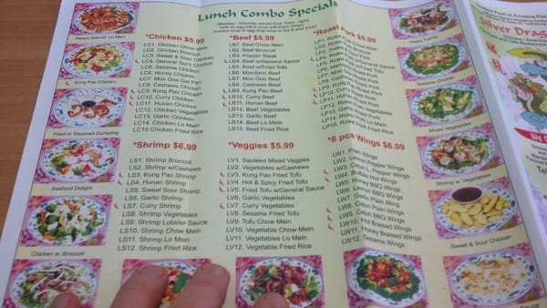 Menu For Food And Friends In Lewisburg Wv