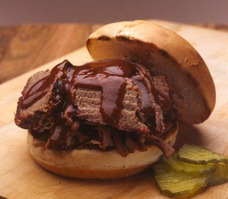 Longhorn Steakhouse Copycat Recipes Beef Brisket Sandwich
