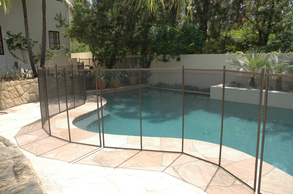 Removable Pool Fence Yelp