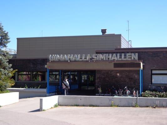 Espoonlahden Uimahalli