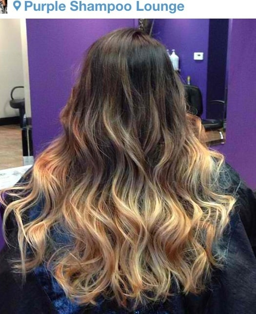 Tri Color Ombre By Keli Phan Yelp