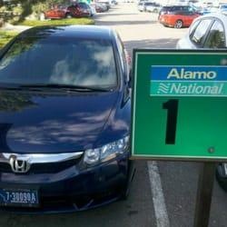 Alamo Rent A Car Car Rental