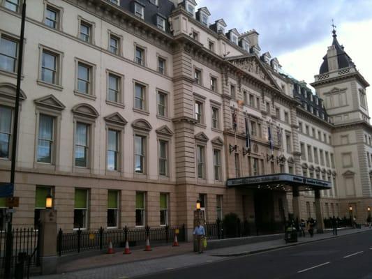 Hotels Near Paddington Station London England