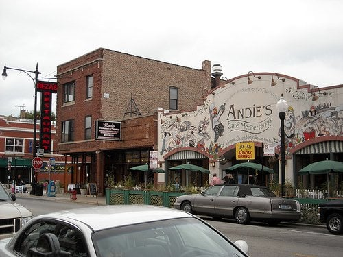 Andies Restaurant Clark Chicago