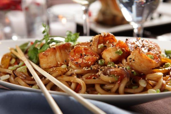 Seafood Yaki Udon | Yelp