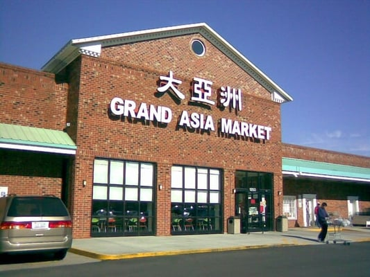 Asian Market Nc 98