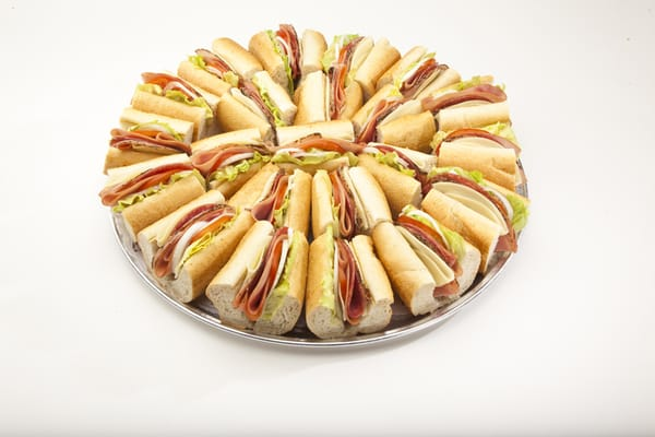 Capriotti S Catering Party Tray Starting At Under 5 Per