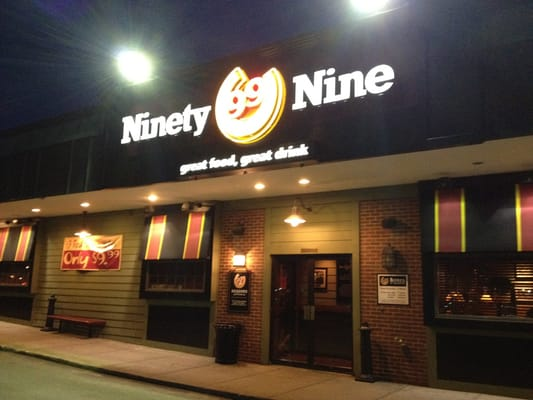 Ninety Nine Restaurant & Pub - Pubs - Charlestown, MA - Yelp